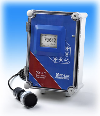 OCF 5.0 open channel flow meter
